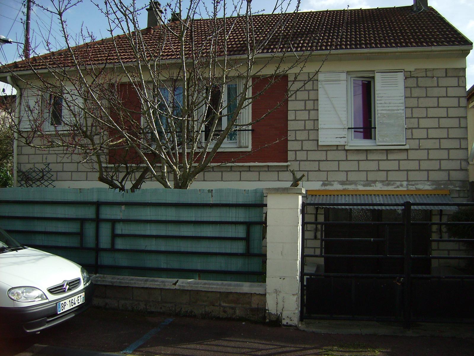 Vente franconville maison 6pi ces 120m for Piscine franconville